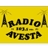 Logo of radio station Radio Avesta 103.5