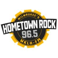 Logo of radio station 96.5 WKLH