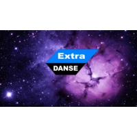 Logo of radio station ExtraDanse