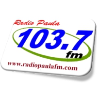 Logo of radio station Radio Paula FM Laja