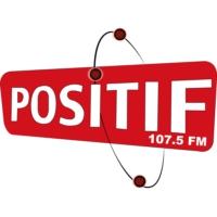 Logo de la radio Positif Radio 107.5 FM