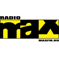 Logo of radio station Rádió Max
