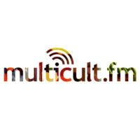 Logo of radio station MultiCult FM