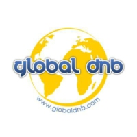 Logo of radio station Global dnb