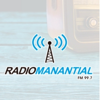 Logo of radio station Radio Manantial Bolivia