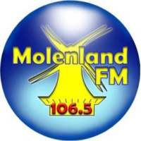 Logo of radio station Molenland FM