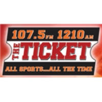 Logo of radio station WTXK The Ticket 1210