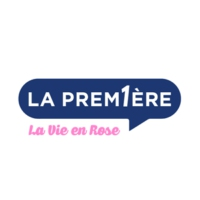 Logo of radio station La Vie en Rose - La Première