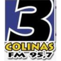 Logo of radio station 3 Colinas FM
