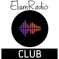 Logo of radio station ELIUM Club