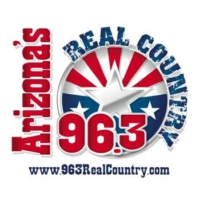 Logo of radio station KSWG 96.3 Real Country