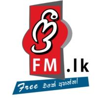 Logo of radio station Freefm.lk