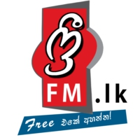 Logo of radio station Freefm.lk