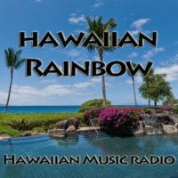 Logo of radio station Hawaiian Rainbow