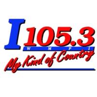 Logo of radio station WMPI I 105.3
