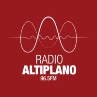 Logo of radio station XHTLAX Radio Altiplano 96.5 FM