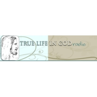 Logo of radio station True Life in God