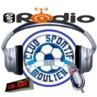 Logo of radio station Radio CS Moulien