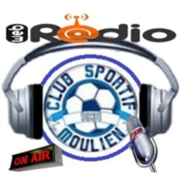 Logo of radio station Radio CS Moulien