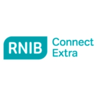 Logo of radio station RNIB Connect Extra