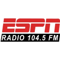 Logo of radio station WTMM The Team ESPN Radio 104.5