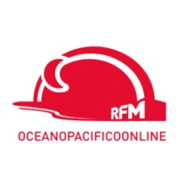 Logo of radio station RMF - Oceano Pacifico