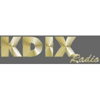 Logo of radio station KDIX 1230 AM