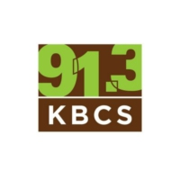 Logo de la radio KBCS 91.3