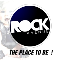 Logo de la radio Rock Avenue