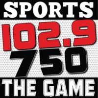 Logo de la radio KXTG 102.9 The Game