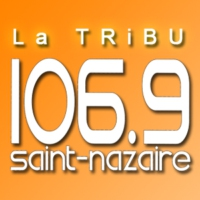 Logo of radio station La TRiBU 106.9 FM