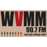 Logo of radio station WVMM