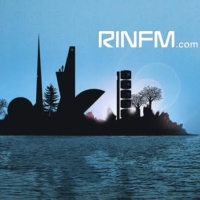 Logo of radio station RINFM