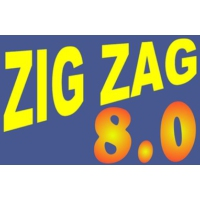 Logo of radio station Radio Zig Zag 8.0