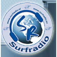 Logo of radio station Surf Radio