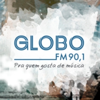 Logo of radio station Globo FM 90.1