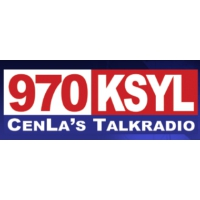 Logo of radio station KSYL 970