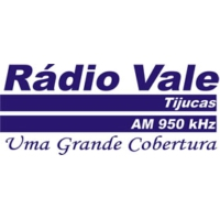Logo of radio station Radio Vale Tijucas 950 AM