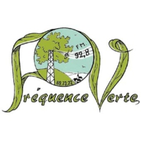 Logo of radio station Fréquence Verte