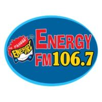 Logo of radio station Energy FM 106.7