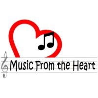 Logo of radio station Music From The Heart
