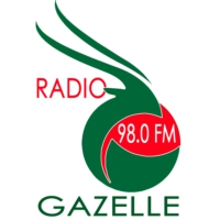 Logo of radio station Radio Gazelle