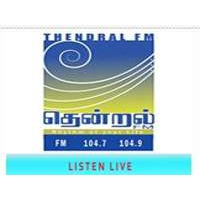 Logo of radio station Thendral FM