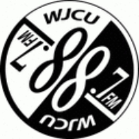 Logo of radio station WJCU 88.7