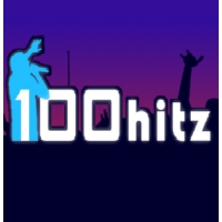 Logo of radio station 100Hitz - Top 40 Hitz