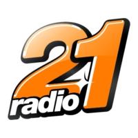 Logo of radio station Radio 21 România