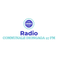 Logo of radio station Radio Communale de Diongaga 97 FM