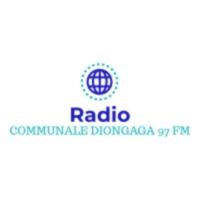 Logo of radio station Radio Communale de Diongaga 97 FM