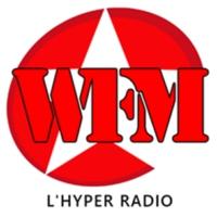 Logo of radio station WFM L'HYPER RADIO