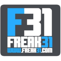 Logo de la radio Freak31